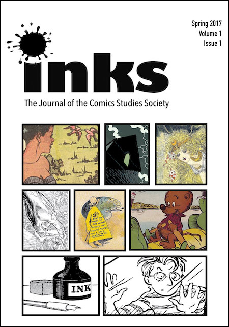 Inks journal cover