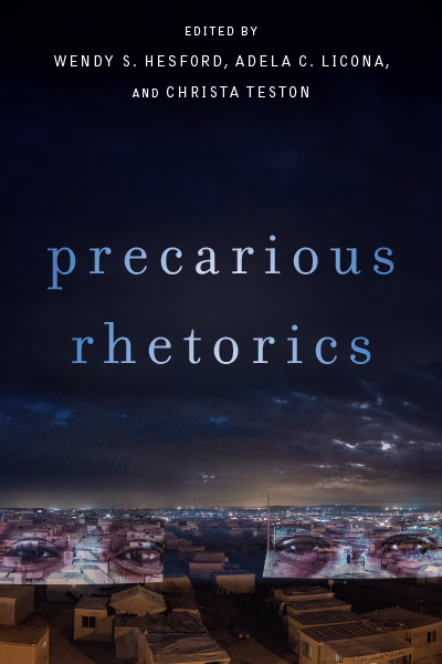 Precarious Rhetorics book cover