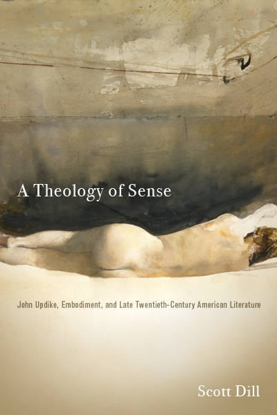 A Theology of Sense book cover