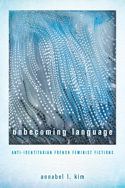 Unbecoming Language book cover