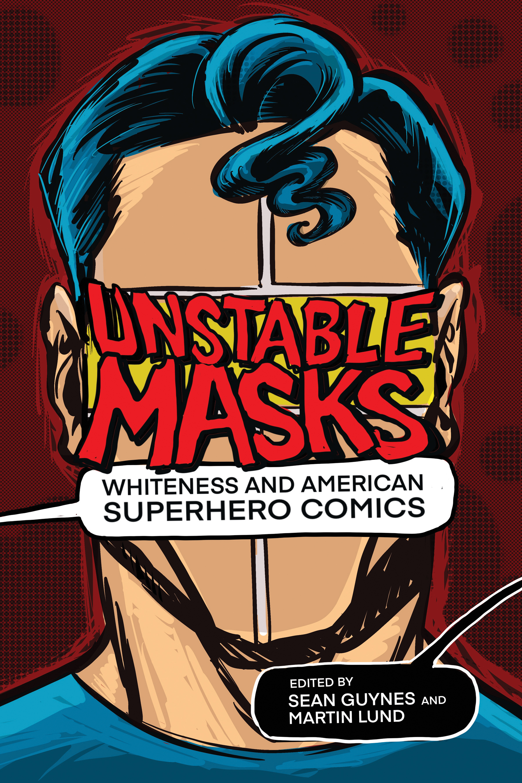 Unstable Masks book cover