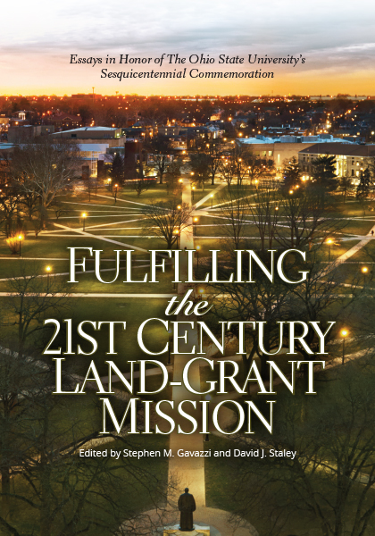 Fulfilling the 21st Century Land-Grant Mission book cover