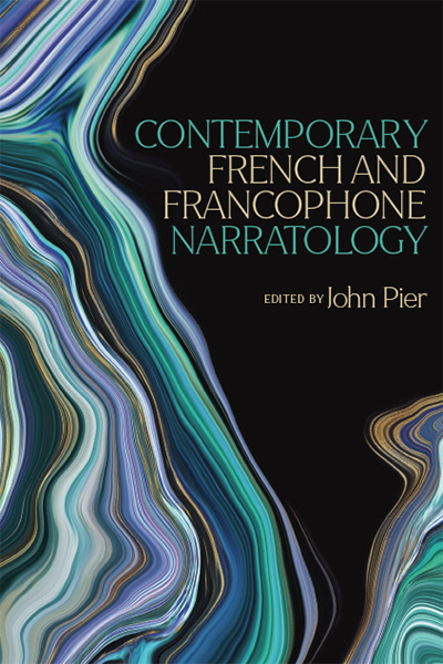 Contemporary French and Francophone Narratology book cover