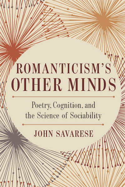 Romanticism's Other Minds book cover