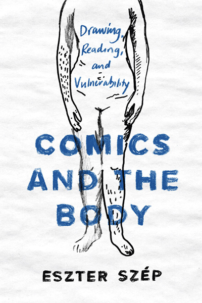 Comics and the Body book cover