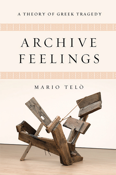 Archive Feelings book cover