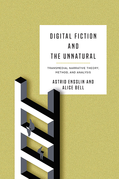 Digital Fiction and the Unnatural book cover