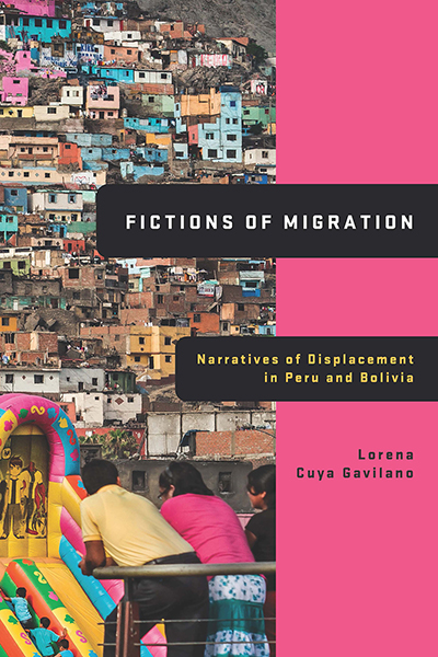 Fictions of Migration book cover