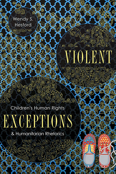 Violent Exceptions book cover