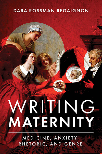Writing Maternity book cover