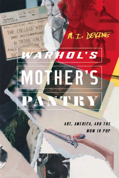 Warhol's Mother's Pantry book cover