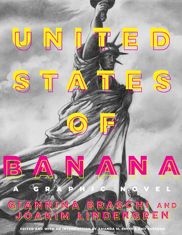 United States of Banana book cover