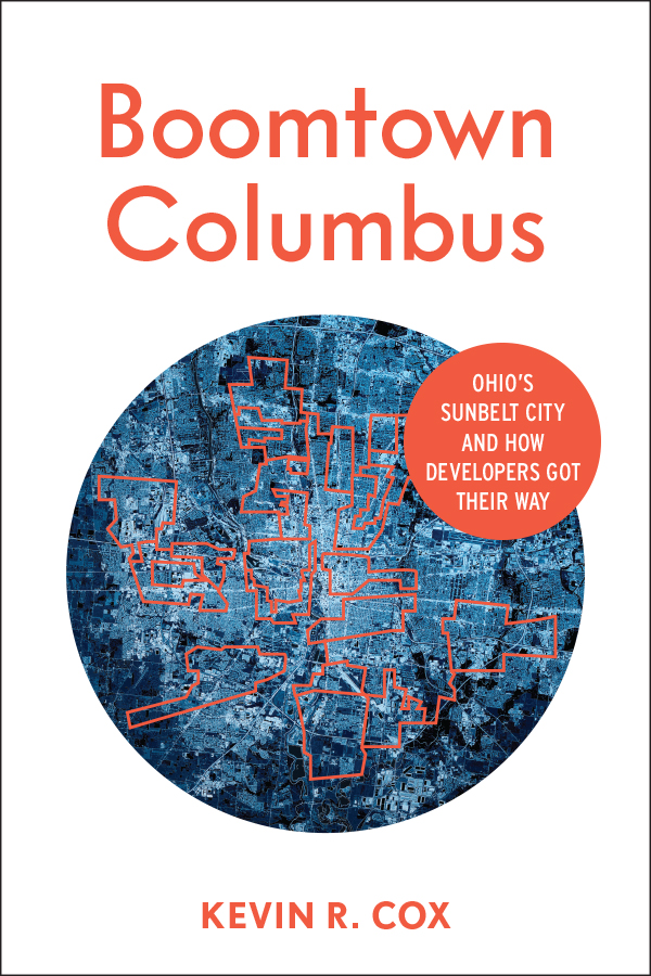 Boomtown Columbus book cover