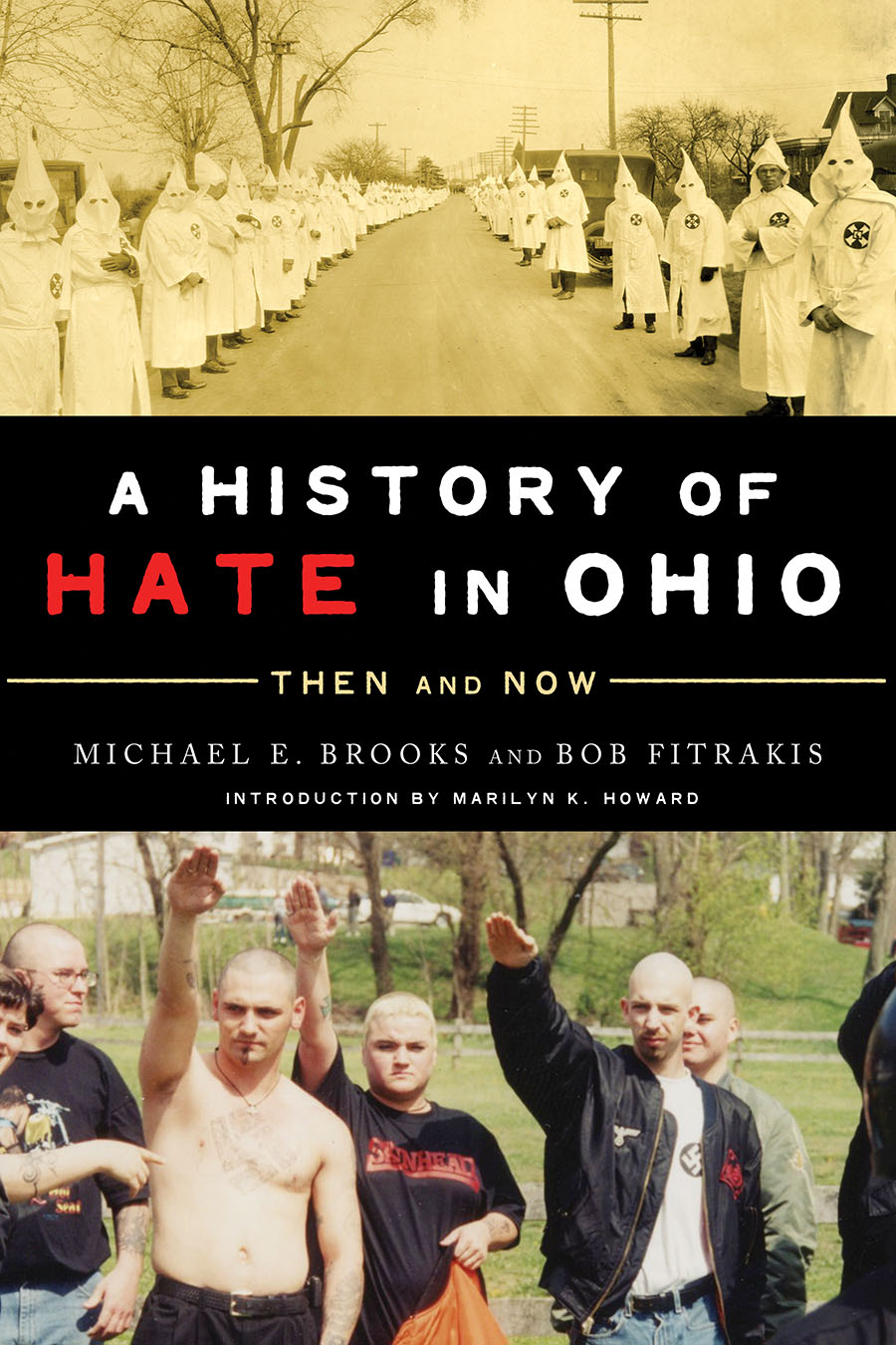 A History of Hate in Ohio book cover