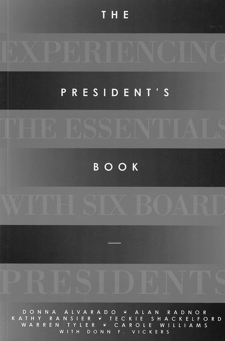The President's Book book cover