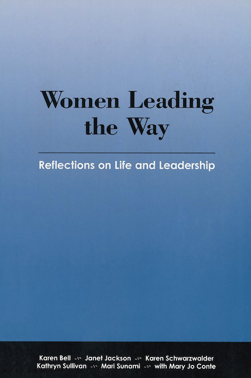 Women Leading the Way book cover