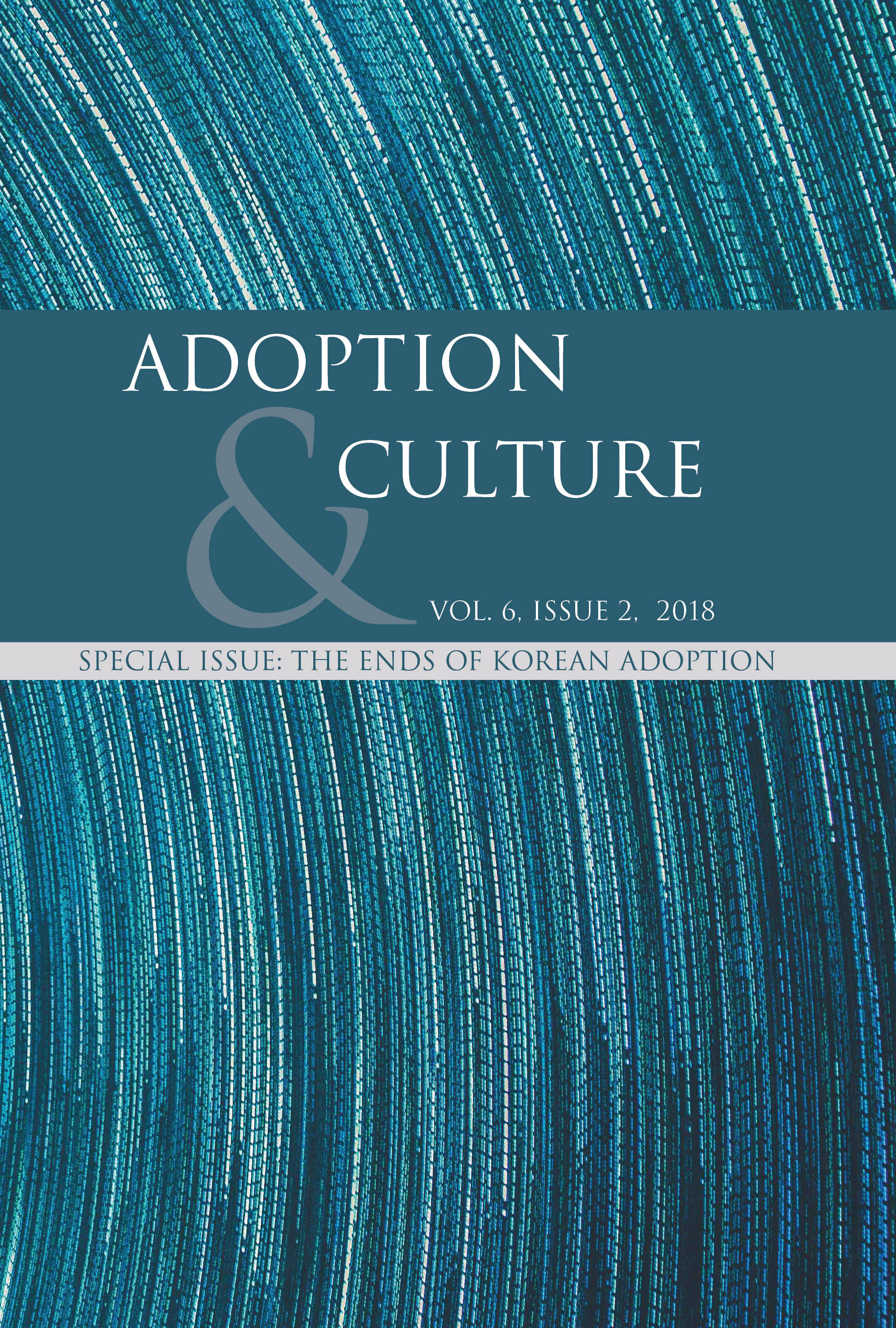 The Ohio State University Press: Adoption and Culture