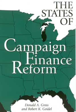 an analysis of federal election campaign reform in united states Court returns to campaign finance reform: tomorrow's oral argument in plain english (amy howe) argument preview:  mccutcheon v federal election commission (ronald collins and david skover) symposium announcement  to suspend the entry of aliens into the united states.