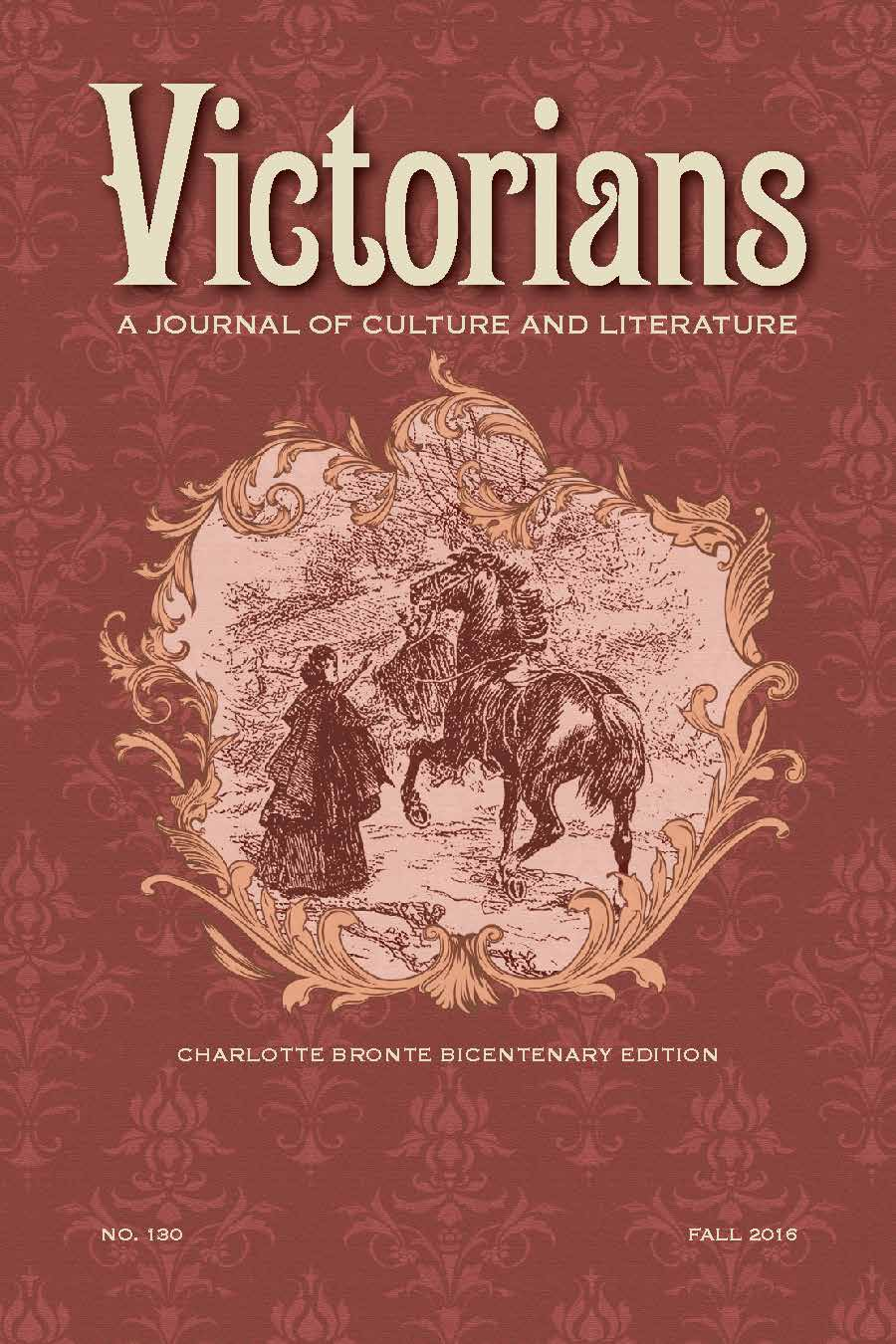 Victorians journal cover